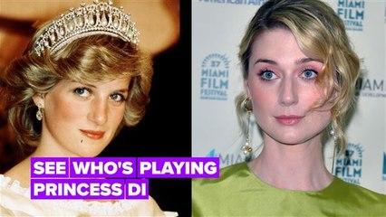 'The Crown' casts Australian actress Elizabeth Debicki as Princess Diana