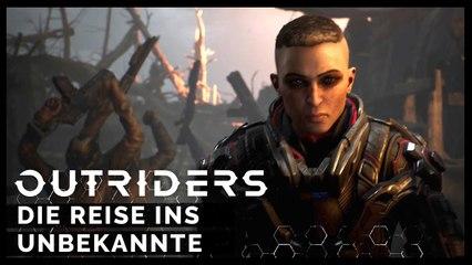 Outriders: Die Reise ins Unbekannte - Story Trailer (2020) Deutsch