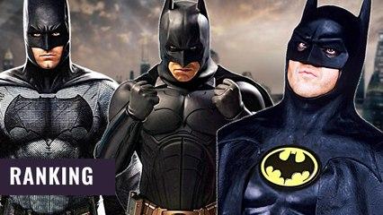 Wir ranken alle BATMAN Filme | Ranking