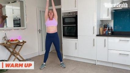 Homework: Charlie Barker Pregnancy Workout