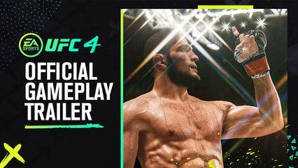 UFC 4 - Official Gameplay Trailer (2020)