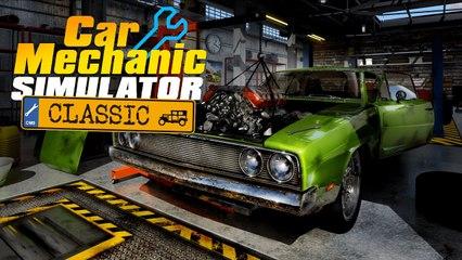 Car Mechanic Simulator Classic - Official Xbox Launch Trailer (2020)