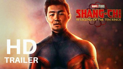 Marvel Studios' SHANG CHI THE LEGEND OF TEN RINGS First look Teaser Trailer concept 2021