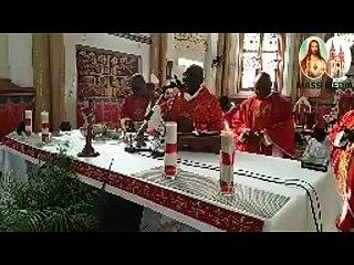 Hommage de Mgr Benoit Alowonou à Edem Kodjo