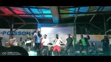 Debordo Leekunfa - Détour par Kinshasa - Live