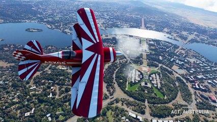 Microsoft Flight Simulator (2020) - Around the World Tour: Oceania Trailer