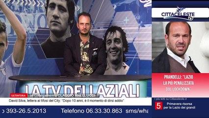 """Anellucci a CITTACELESTE TV: """"Cavani al Benfica con un ingaggio superiore a 5 milioni"""""""