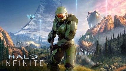 "Halo Infinite | Soundtrack ""Through the Trees"""