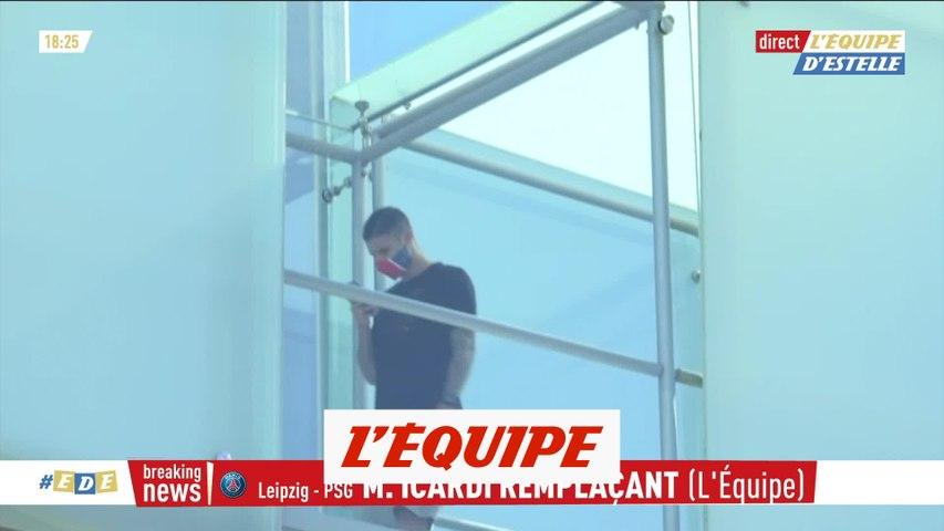 Icardi sur le banc, une attaque Neymar - Mbappé - Di Maria - Foot - C1 - PSG
