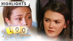 Sophia tells Claire that she does not want to meet her real parents   100 Days To Heaven