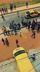 "Mbissane attaque les locaux de SeneNews : ""yéna tass sama seuy"""