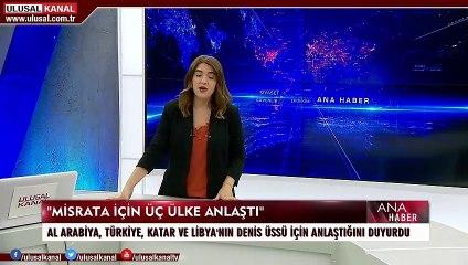 Ana Haber - 18 Ağustos 2020 - Seda Anık- Ulusal Kanal