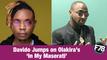 F78NEWS: VIDEO: Davido Jumps on Olakira's 'In My Maserati'