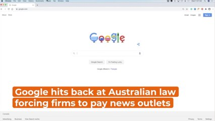 Google And The Australian Law