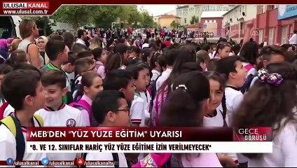Gece Görüşü - 18 Ağustos 2020 - Murat Şahin- Ulusal Kanal