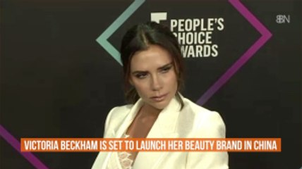 Victoria Beckham Does Business In China