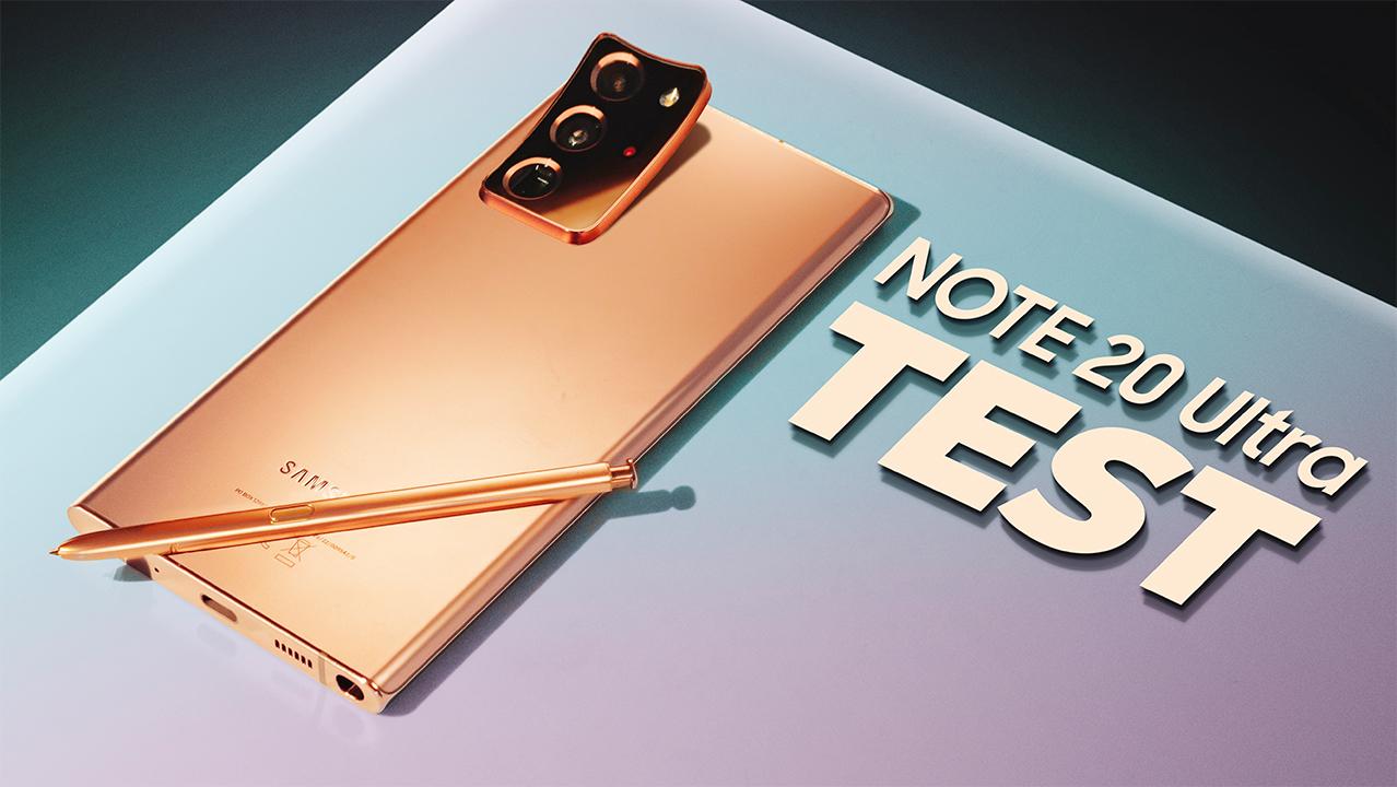 Test COMPLET du Samsung Galaxy Note 20 Ultra : l'EXCELLENCE au prix fort !