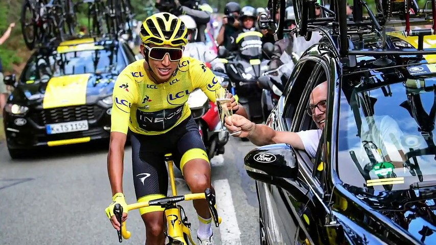 Tour de France 2020 - Dave Brailsford explains his choice of Egan Bernal on the Tour without Chris Froome and Geraint Thomas