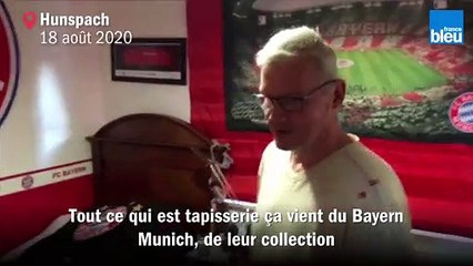 Fan du Bayern Munich