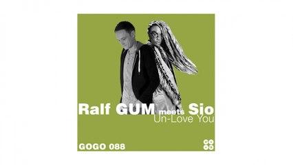 Un-Love You (Ralf GUM Main Instrumental)