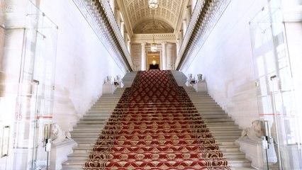 [ABC du Sénat] E comme Escalier d'honneur