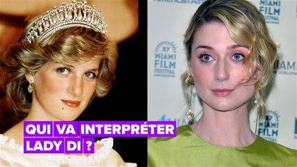 The Crown a choisi l'actrice australienne Elizabeth Debicki pour jouer la princesse Diana