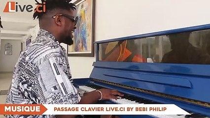 Passage clavier live.ci by Bebi Philip