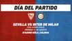 Sevilla vs Inter de Milan, frente a frente: Europa League