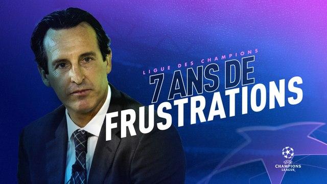 Paris et la Ligue des Champions : sept ans de frustration