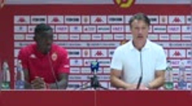 """1ère j. - Kovac : """"Fier de la réaction de mon équipe"""""""