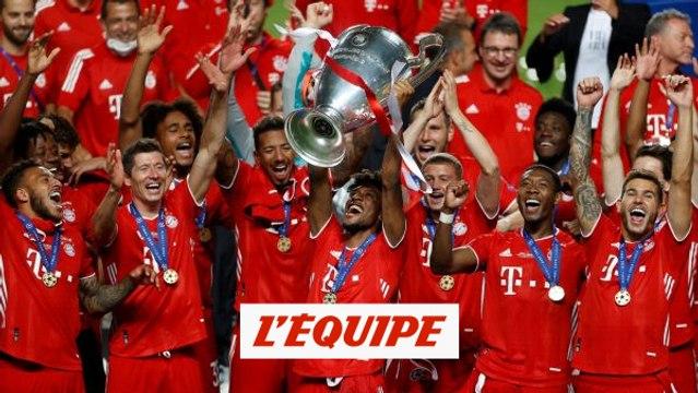 Cette saison, le Bayern Munich a marché sur la Ligue des champions - Foot - C1