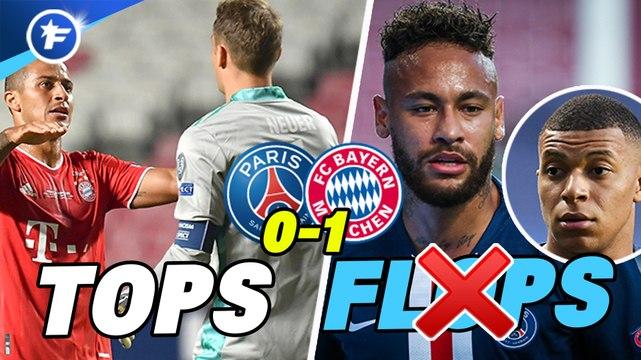 Les tops et flops de PSG-Bayern Munich