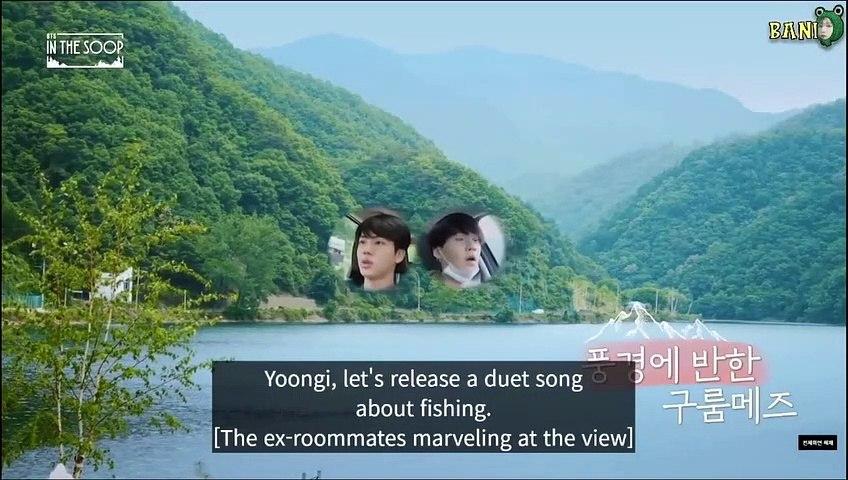 [ENGSUB] BTS In the SOOP Ep.1 (Part 1/2) - Excited to Begin