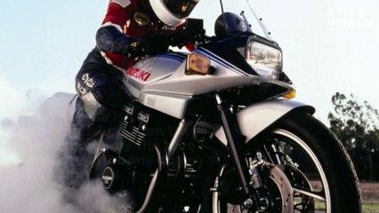 2020 Suzuki Katana Road Test