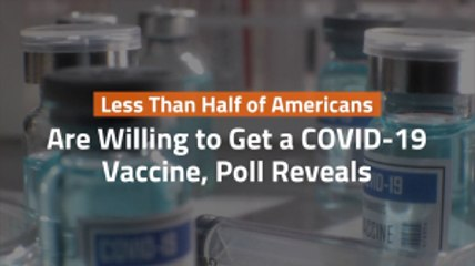 Will People Take The COVID-19 Vaccine