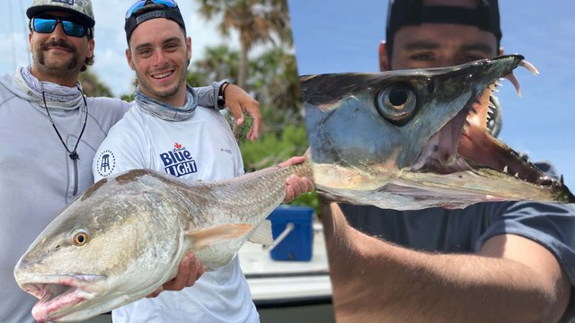 Barstool Outdoors S2 Episode 8: The Creatures From Mosquito Lagoon