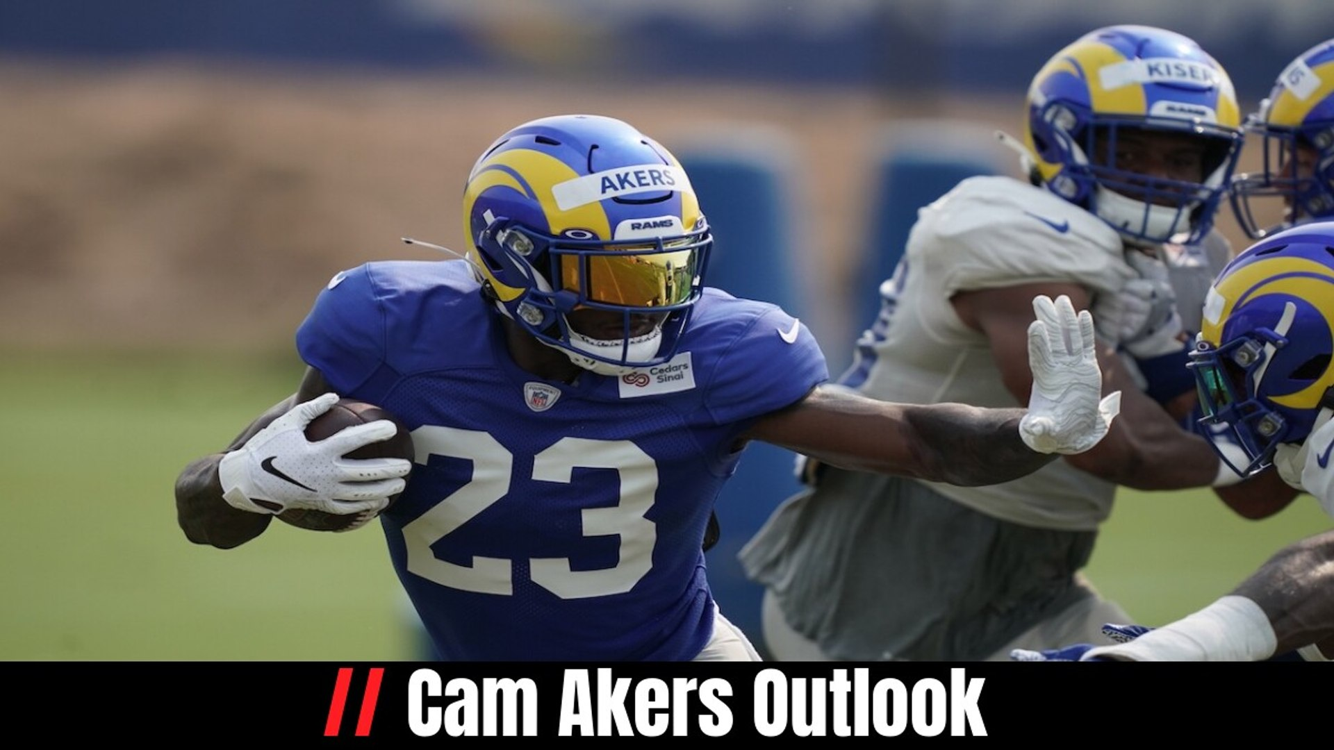 Cam Akers Outlook Video Dailymotion