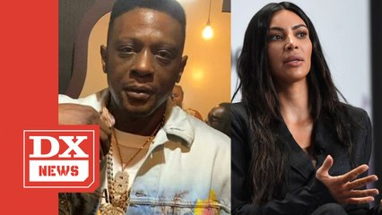 Boosie Badazz Offers Kim Kardashian His Undying Support If She Helps Free C-Murder