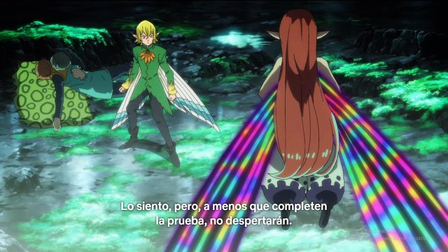 the seven deadly sins temporada 4 capitulo 3 Sub Español