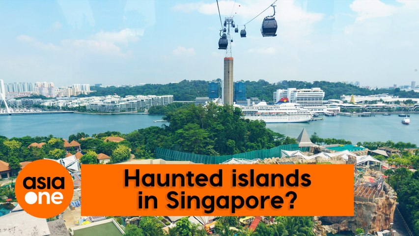 TLDR: Singapore's most haunted islands