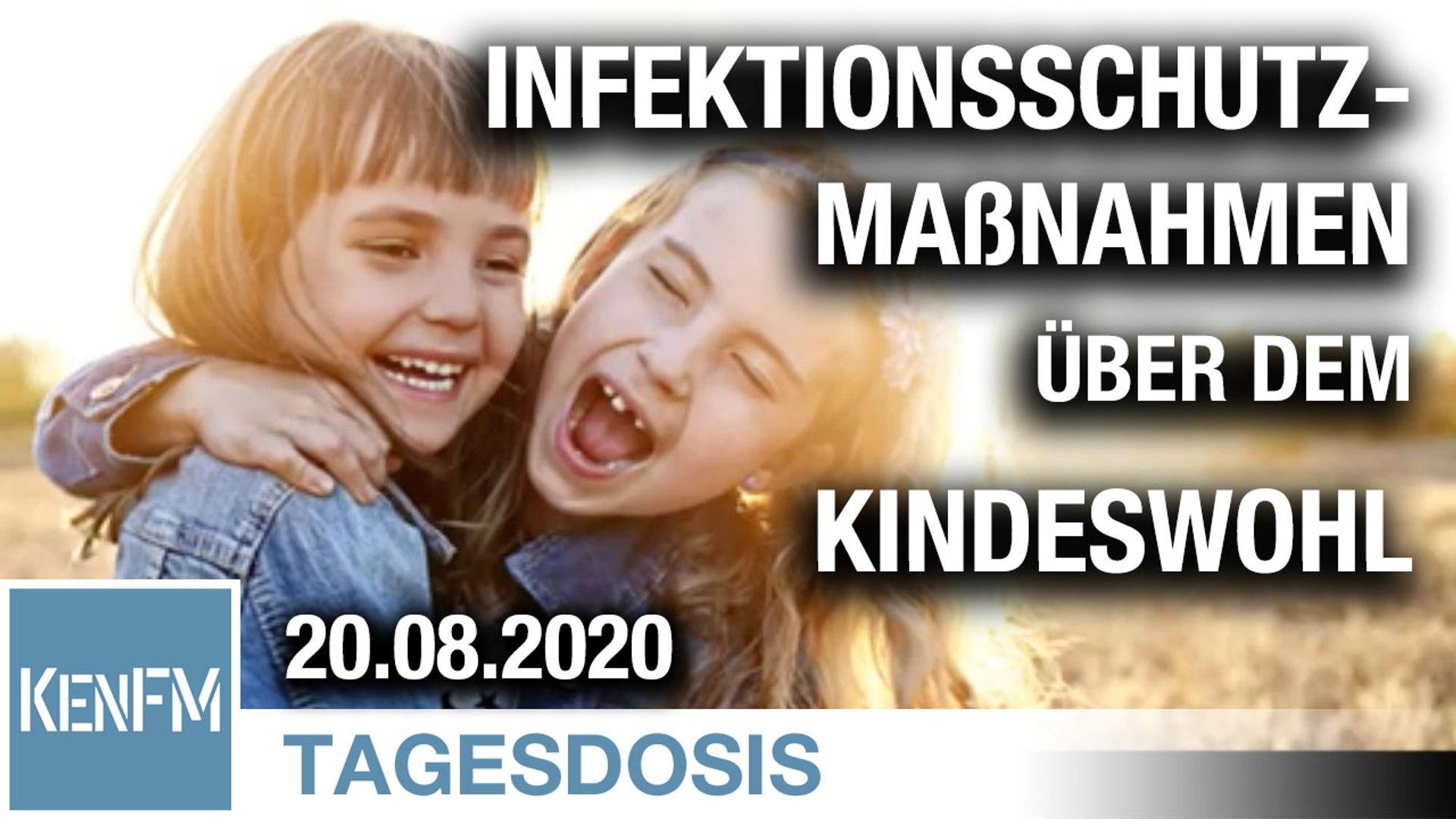 Infektionsschutzmaßnahmen stehen über dem Kindeswohl | Von Bernhard Loyen