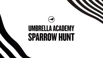 Umbrella Academy sparrow hunt