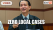 Covid-19: Zero local cases, 5 imported
