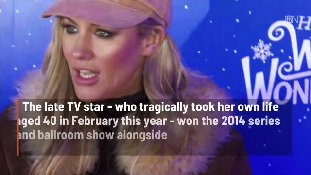 Strictly Come Dancing Honors Caroline Flack