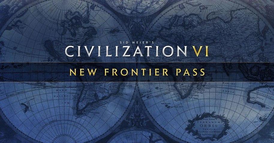 Preview Sid Meier's Civilization VI New Frontier Pass