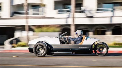 2020 Vanderhall Venice Three-Wheeler First Ride Review