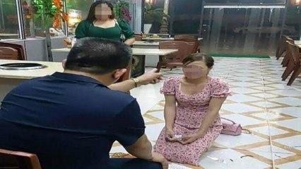 Bắc Ninh: Khởi tố chủ quán bắt cô gái quỳ, xin lỗi vì chê món ăn    VTC