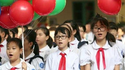 Hà Nội: Học sinh chuẩn bị tựu trường    VTC