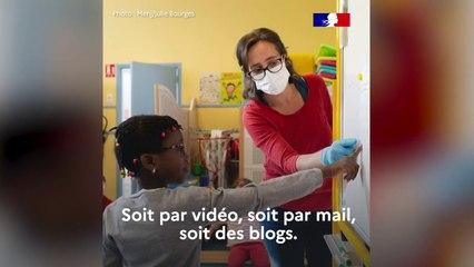 COVID19-Protocole sanitaire : l'école maternelle Belliard mobilisée