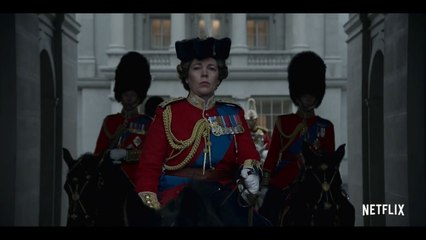 The Crown season 4 - teaser trailer (Netflix)